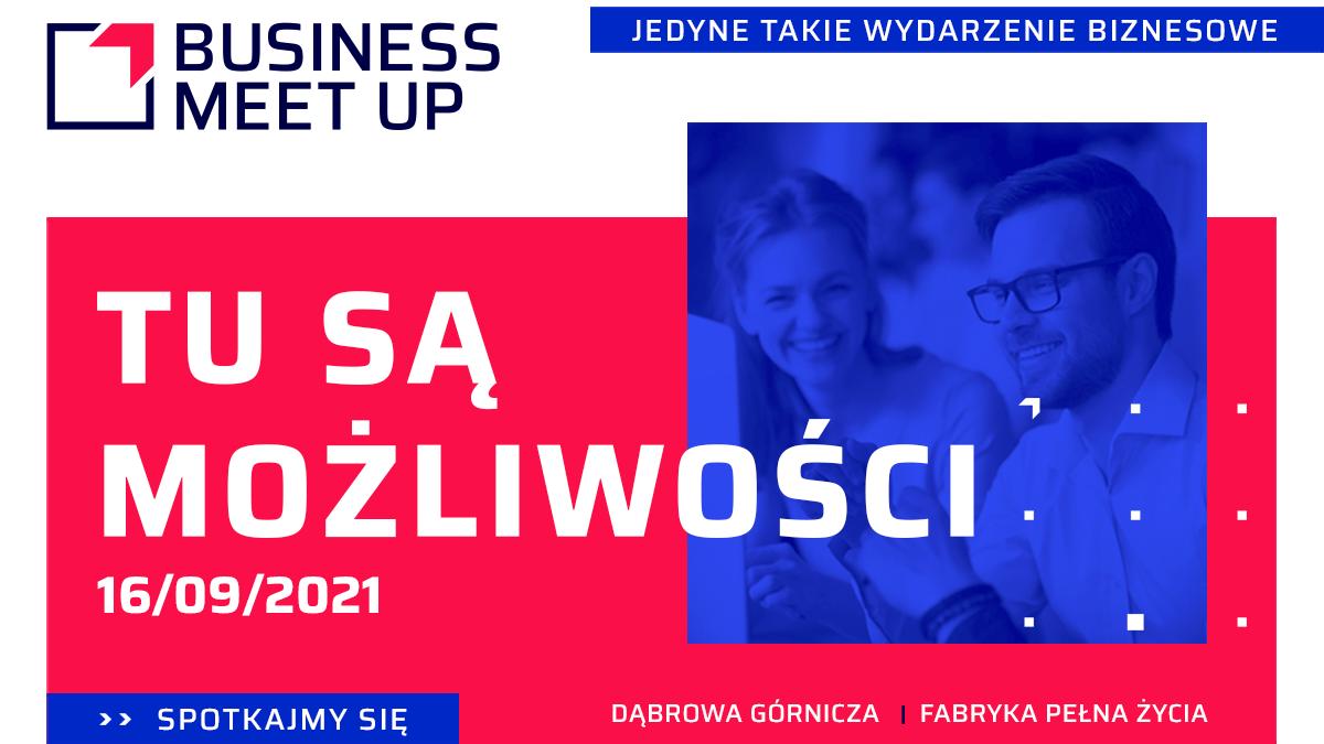 Business Meet Up Dąbrowa Górnicza